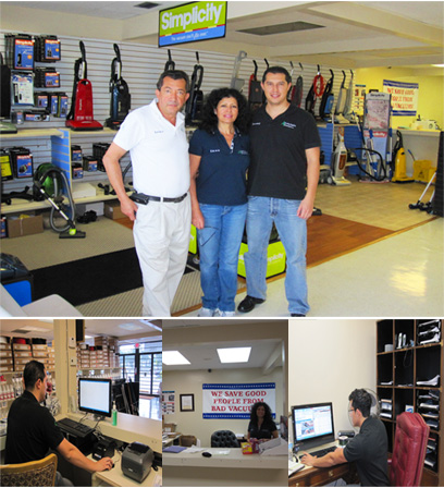 Delightful Vacuum Cleaner Sales. FAMILY Operated. Vacuums Sales And Service Broward
