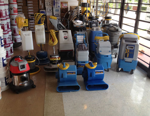 A Cleaning Supplies & Rentals Broward - Floor Scrubber Rental ...